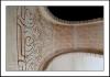 Moorish detail at Alcazaba