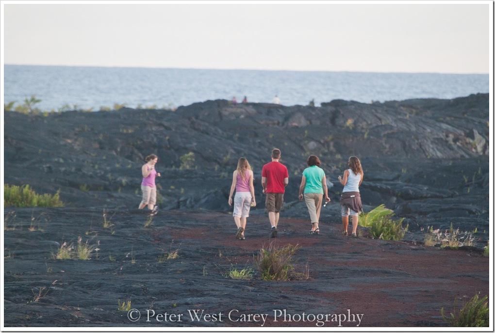 Family-on-lava-flows