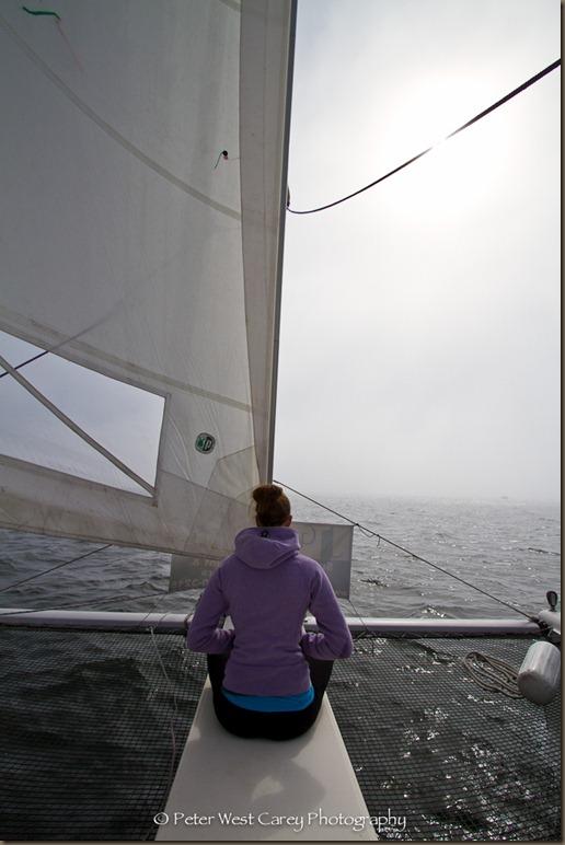 Calm On The Seas
