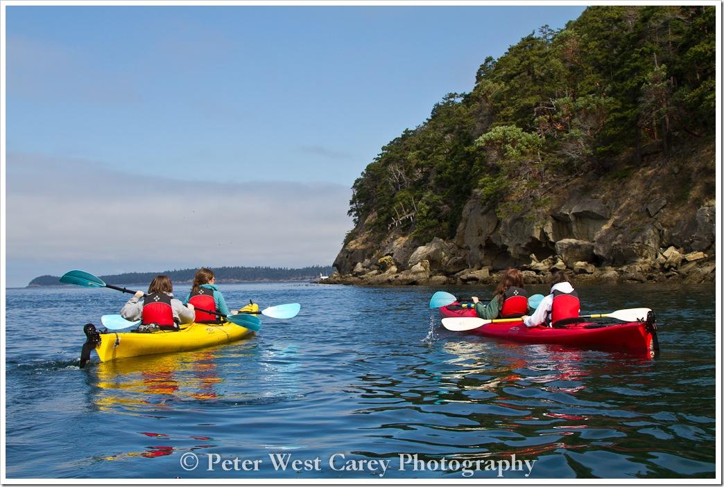 kayaking-san-juan-islands
