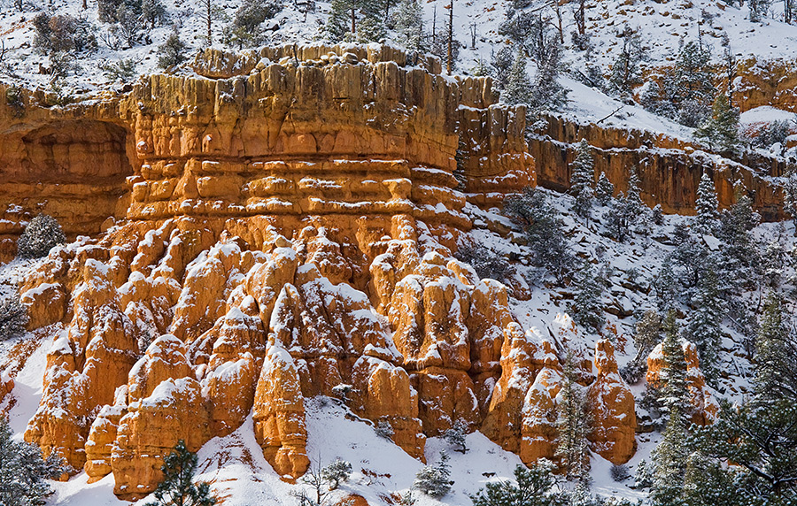 Red-Canyon-Snow-#3