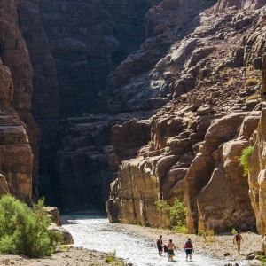 Mujib Biosphere Reserve, Jordan