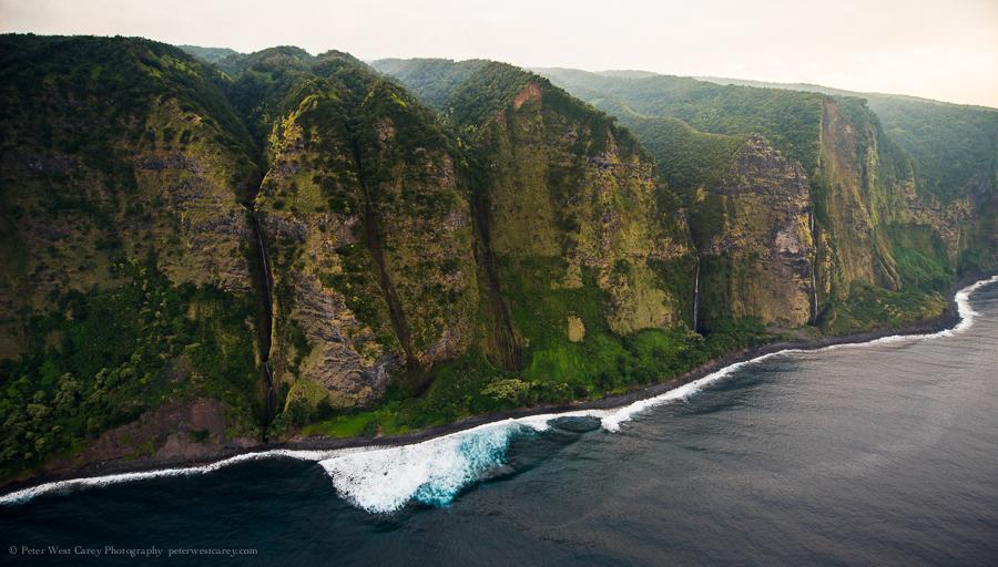 Cliffs Of Hawaii II - Peter West Carey Photography