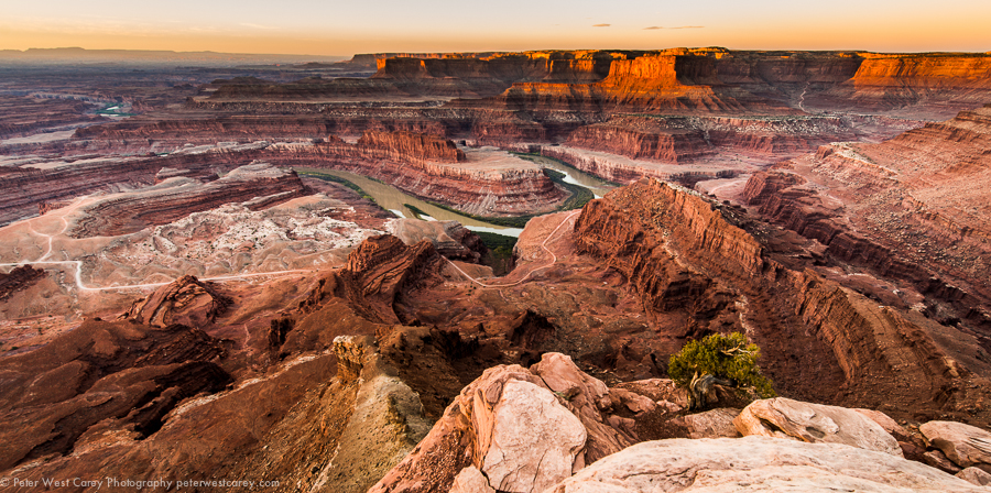 Daybreak, Canyonlands National Park
