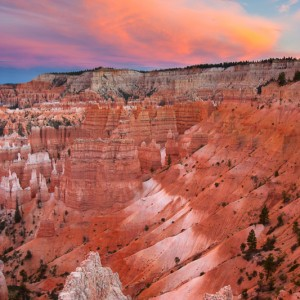 Bryce Canyon After Sunset
