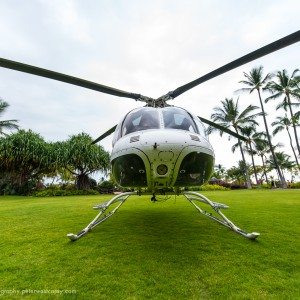 Touring Hawaii Via Helicopter