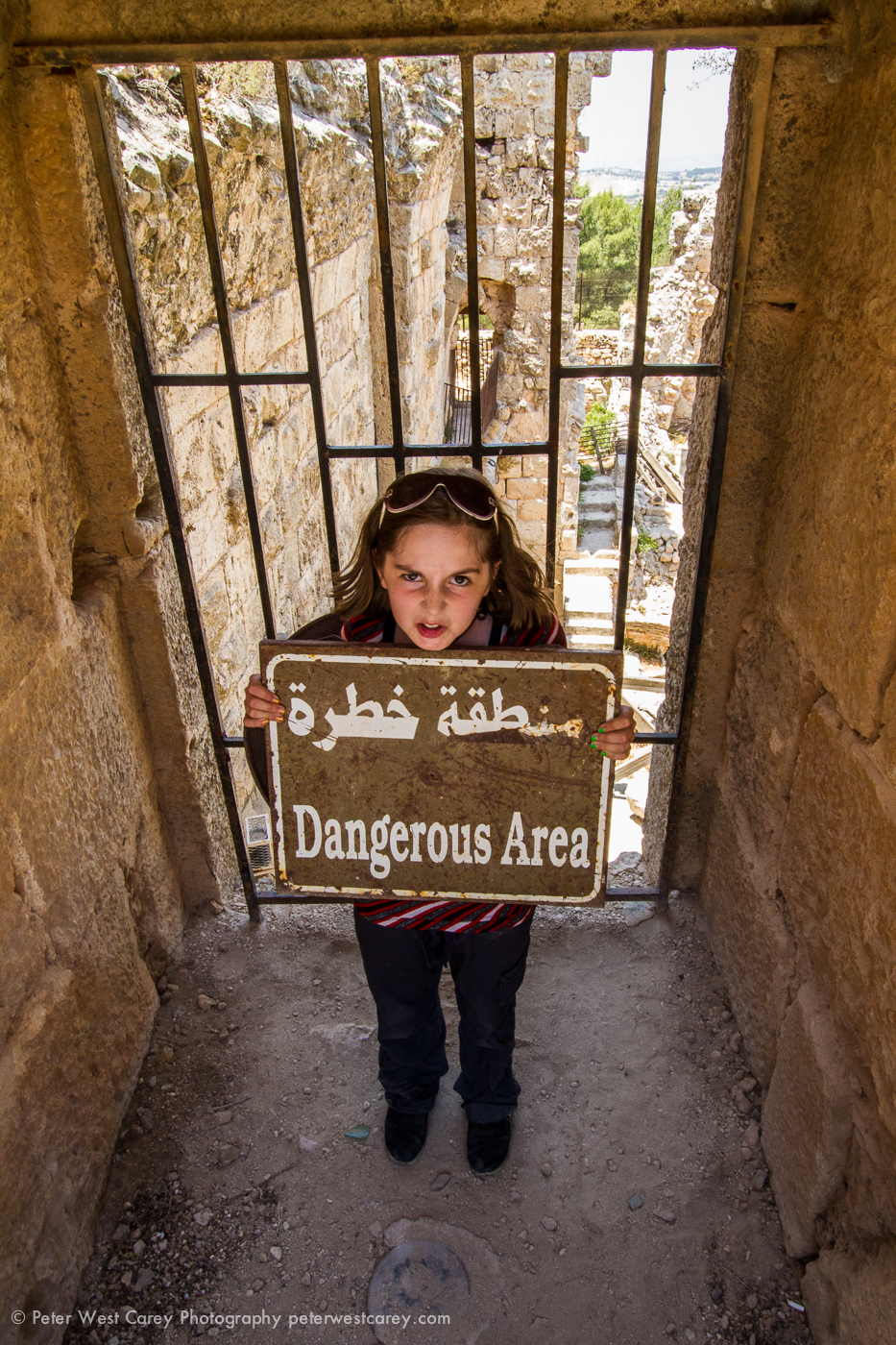 Sabrina Being Dangerous