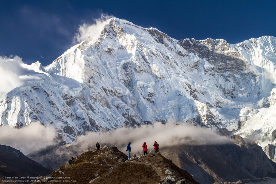 Cho Oyu And The Photographers, Nepal