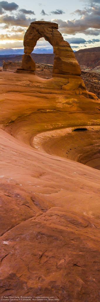 Delicate Arch, Utah, USA